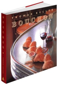 One of 11 Cookbooks written by Thomas Keller