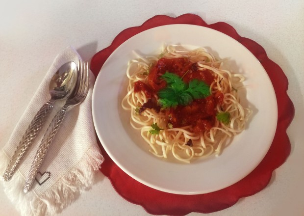 The CLASSIC PASTA DISH (Home made)