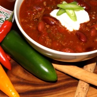 Chili Recipe ~a winner