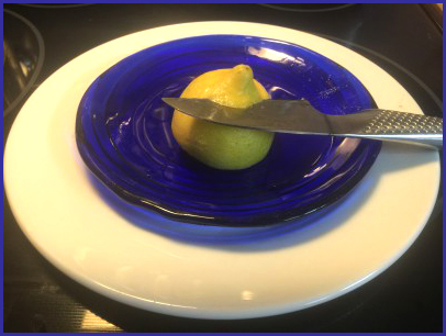 lemon-blue-plate