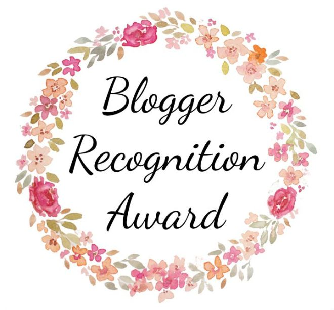 「Bloggers Recognition Award」的圖片搜尋結果