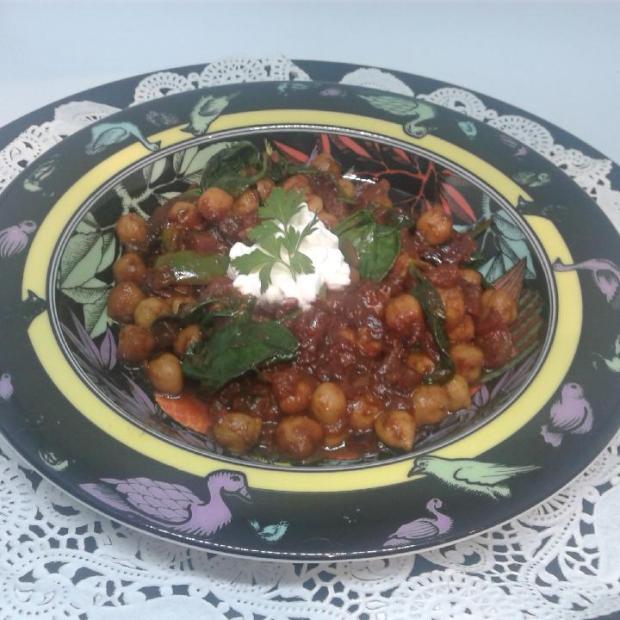 Tamarind Chick Peas