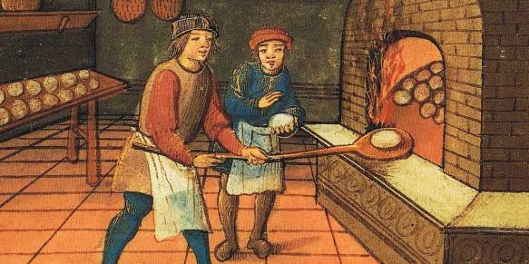 Bread Making With Fire Ovens